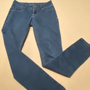 Maurices jeggins stonewashed denim size Sm-R